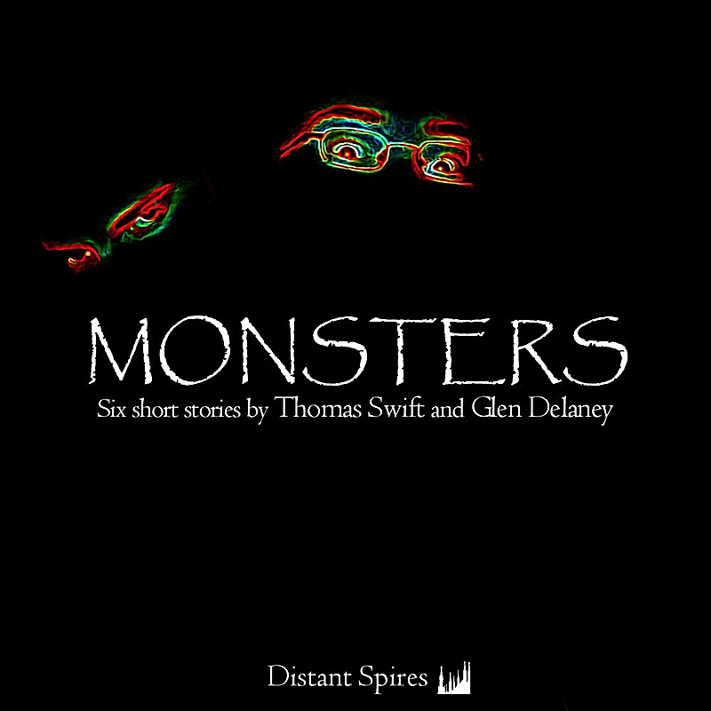 Distant Spires Podcast – Monsters Interview